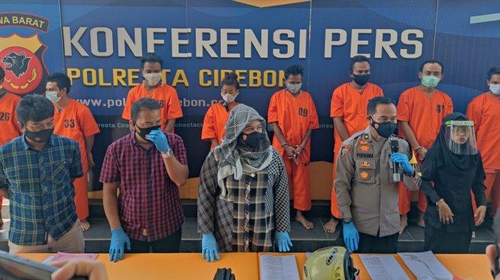 Polresta Cirebon Bekuk Komplotan Begal, Modus Pelaku Berpura-pura Jadi Pacar Korban