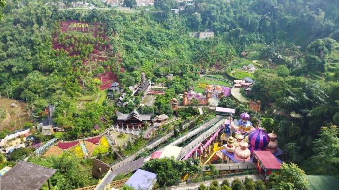 Wisata di Bandung Barat Kritis, PHRI Minta Obyek Wisata Dibuka Setelah PPKM Level 4 Berakhir