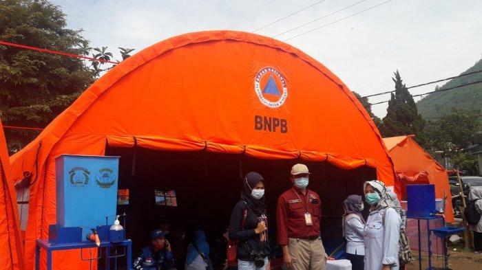 Berusaha Buat Pengungsi Betah, Lima Posko di Lokasi Longsor Cimanggung Sudah Dipasang Wifi