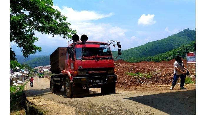 Air Lindi dari TPA Sarimukti Cemari Sungai di KBB, DLH KBB Sebut Itu Tanggung Jawab Provinsi