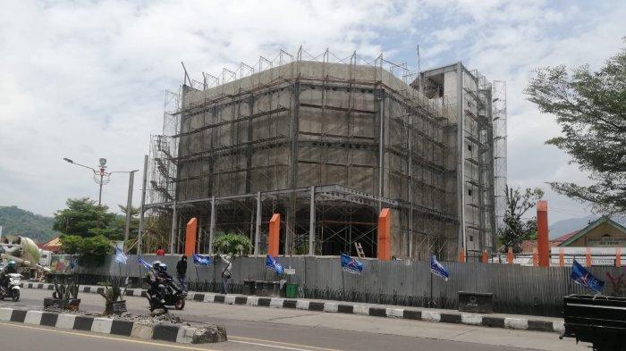 Pemkab Sumedang Kembali Gelontorkan Rp 10 Miliar untuk Pembangunan Gedung Creative Center