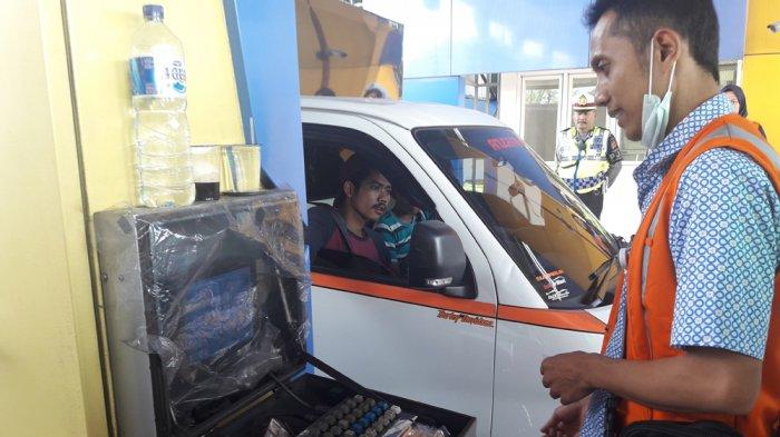 Kartu E-Toll Serentak Diberlakukan Mulai Hari Ini, Kepala Gerbang Tol Cileunyi: Tidak Ada Hambatan