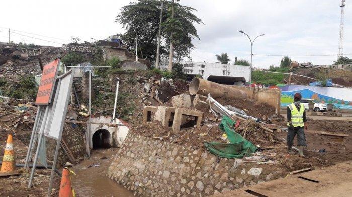 Gorong-gorong Penyebab Banjir di Dekat Proyek KCIC Ukurannya Kecil, Warga Minta Segera