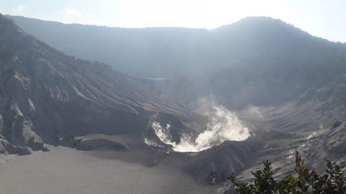 Gunung Tangkubanparahu Normal, Warga Tetap Diminta Waspada, Erupsi Freatik Bisa Terjadi Tiba-tiba