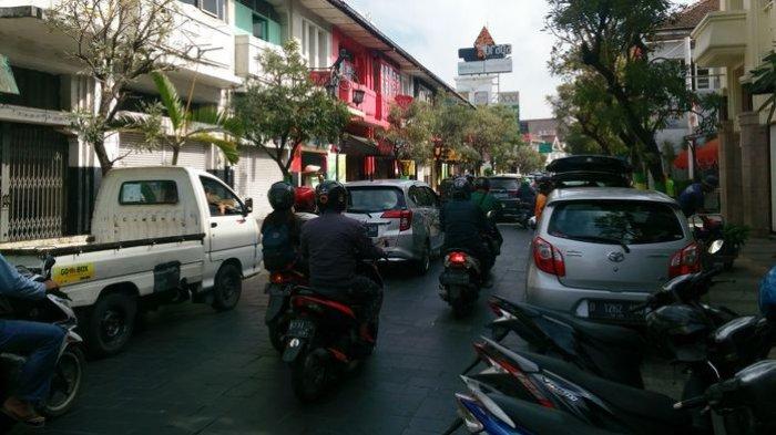 Rekonstruksi Bom Panci Buahbatu Kota Bandung Dilakukan di Kawasan Jalan Braga