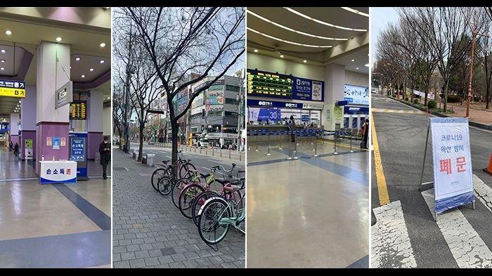 893 Kasus Virus Corona dalam 7 Hari, Korea Selatan Tingkatkan Status Kewaspadaan ke Level Tertinggi