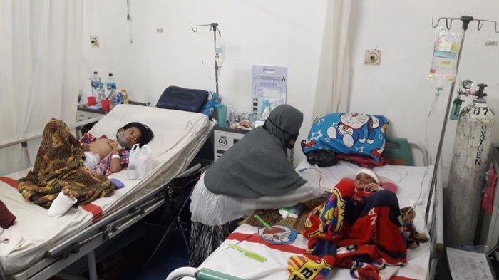 Korban Selamat Kecelakaan Bus Maut di Tanjakan Cae Wado Sumedang, Kebanyakan Patah Tulang