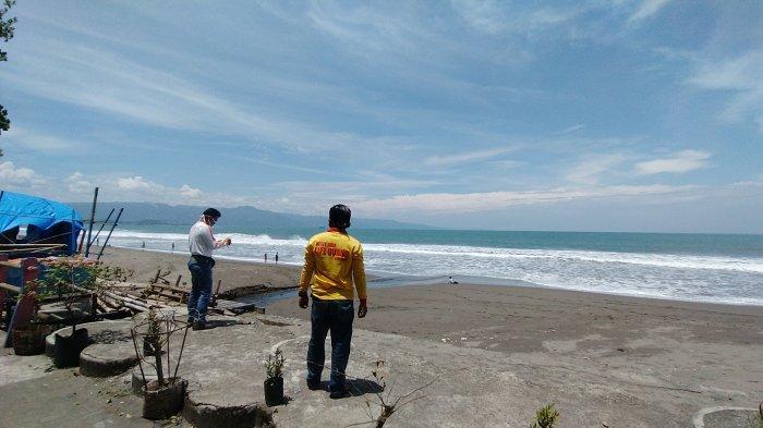 Kondisi Terkini Gelombang Laut Palabuhanratu Sukabumi Usai Diguncang Gempa 4,9 M, BMKG: Normal