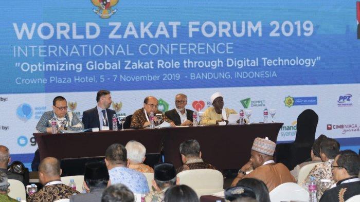 World Zakat Forum 2019 Lahirkan 7 Resolusi, Perhatikan Peran Teknologi Digital