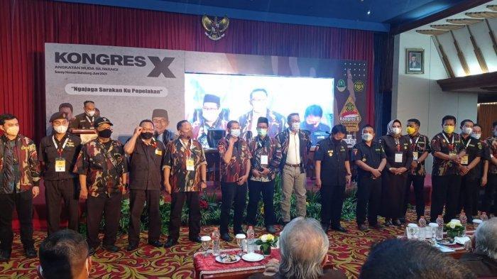Noery Kembali jadi Ketum AMS, Ridwan Kamil Terpilih Jadi Ketua Dewan Pembina Angkatan Muda SiliwangI
