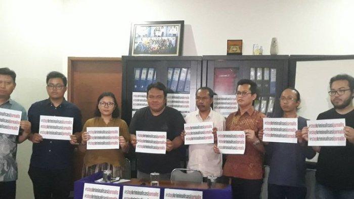 Berkicau Soal Papua dan Jadi Tersangka UU ITE, Dandhy Laksono: Apakah Ini Kejahatan Urgent?