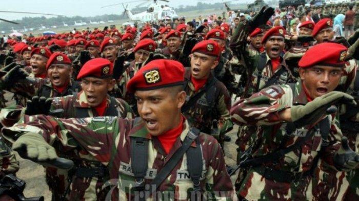 Pertempuran Menegangkan Dimenangkan Kopassus, Duel Sengit Buat Hendropriyono Nyaris Kehilangan Jari