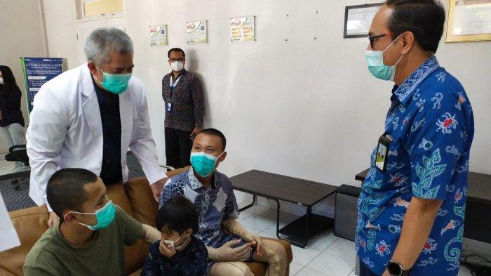 Kondisi Terkini Korban Ledakan Kilang Balongan, 2 Korban Sudah Boleh Jalani Rawat Jalan di Indramayu