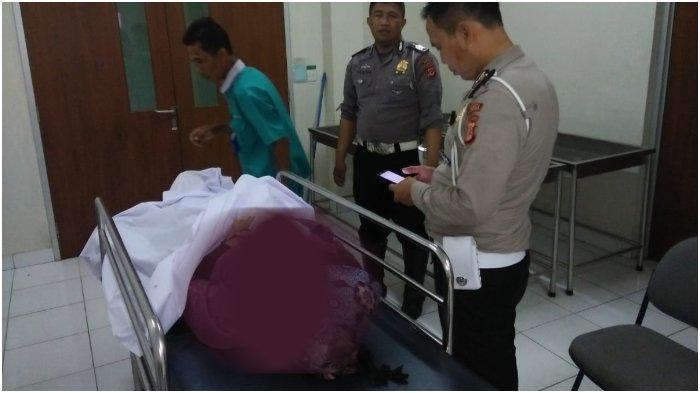 Pasutri Asal Garut Terlibat Kecelakaan Sepeda Motor di Cicalengka, Sang Istri Tewas