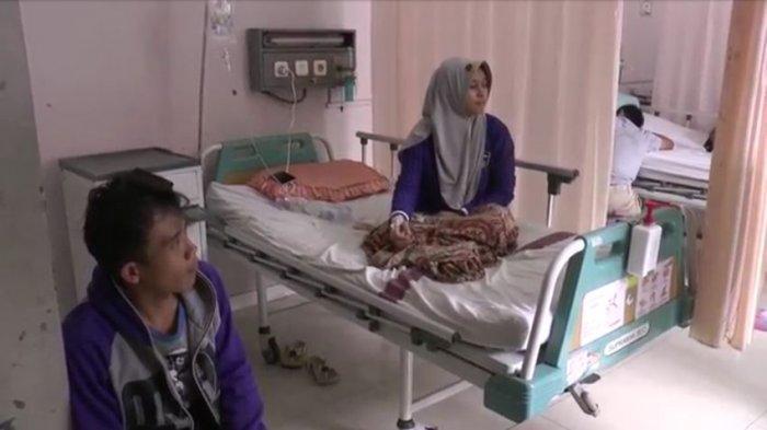 Total 18 Orang Keracunan, 2 Masih Dirawat dan 1 Diobservasi di RSUD Sumedang
