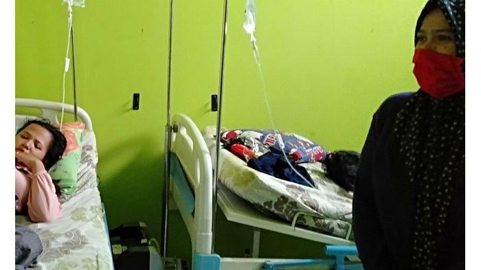 Korban Diduga Keracunan Makanan Prasmanan di Cintawana Tasikmalaya Sebagian Dirawat di Puskesmas