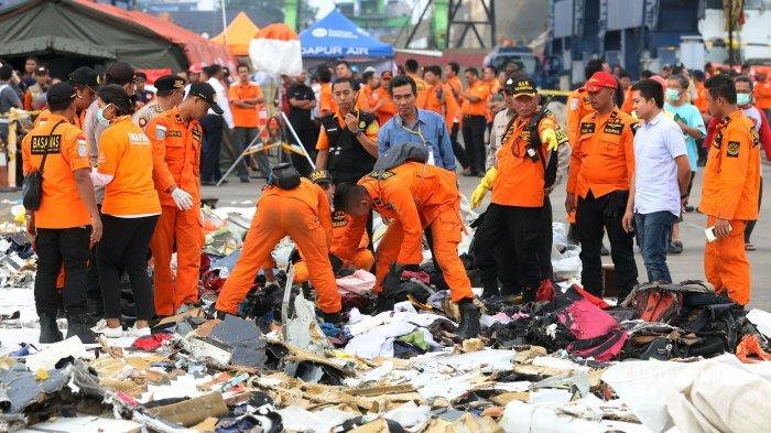 Satu Korban Jatuhnya Lion Air 610 di Perairan Tanjung Karawang Berhasil Diidentifikasi
