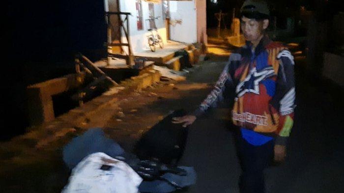 Sekelompok Orang Serang Rumah di Purbaratu Kota Tasik, Penghuni Rumah Alami Luka Bacok
