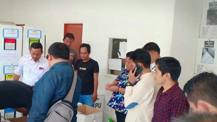 KPU Purwakarta Sudah Kirimkan Berkas Pilpres terkait PHPU ke Mahkamah Konstitusi