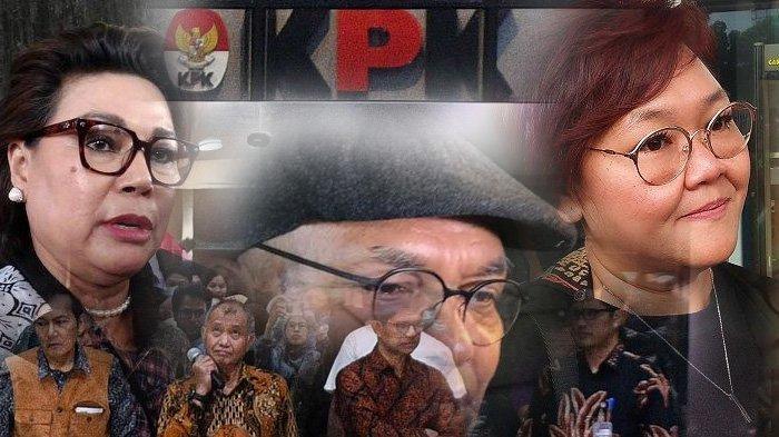 Pimpinan KPK Dicap Tidak Kompak, Mulai Pernyataan Basaria hingga Kritik dari FLHI dan Putri Gus Dur