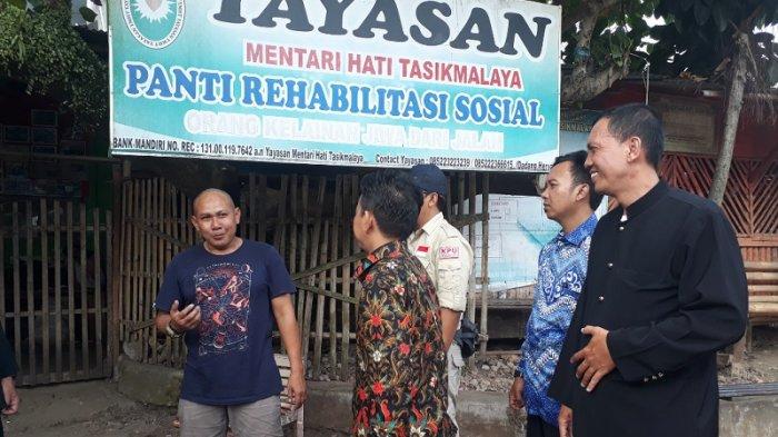 Dirawat 21 Hari, 35 ODGJ Asal Kota Tasik Sembuh dan Berkumpul Lagi Bersama Keluarga