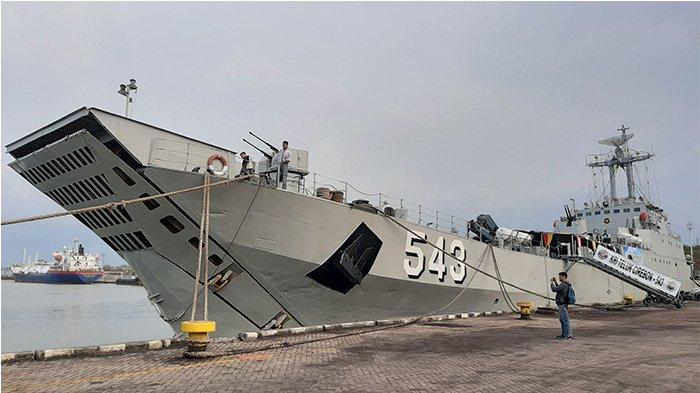 Mau Menjelajah KRI Teluk Cirebon 543 di Pelabuhan Cirebon? Ini Jam Operasionalnya