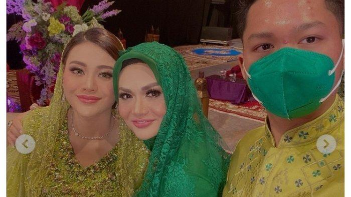 Anak Kedua Anang dan Krisdayanti Main ke Rumahnya, Reaksi Raul Lemos Jadi Sorotan Netizen