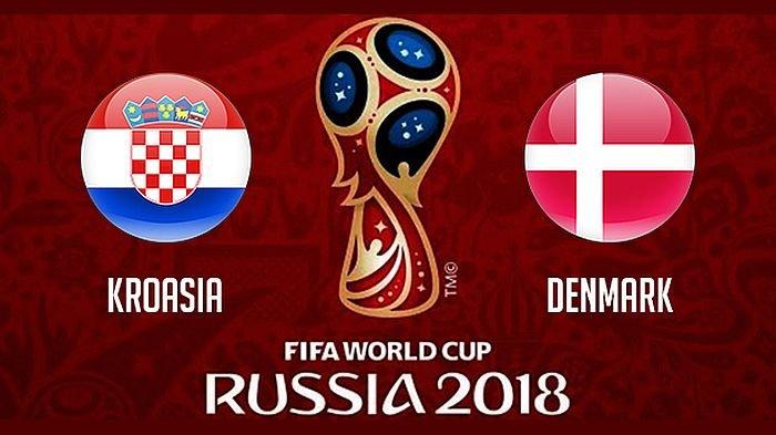 Kroasia Vs Denmark - Berikut Susunan Pemain Kedua Tim, Modric dan Eriksen Jadi Aktor Penting