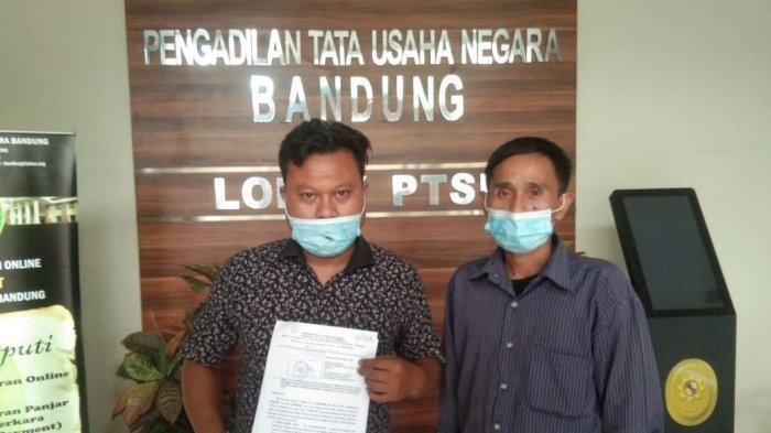 Plt Bupati Indramayu Dilaporkan Ke PTUN Bandung Soal Pemecatan Sepihak Komisioner Baznas