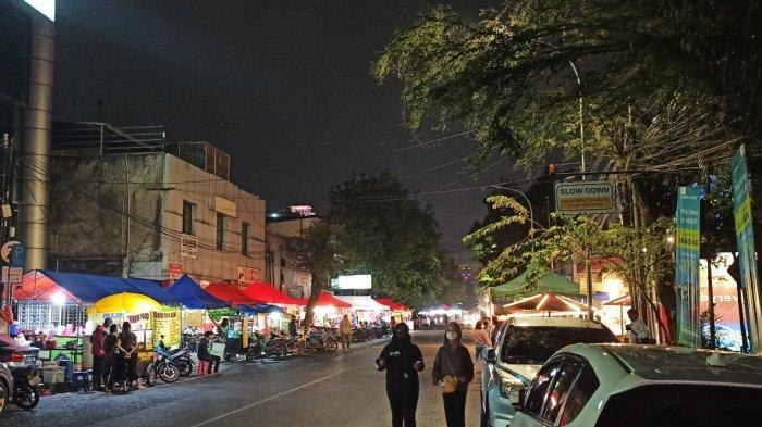 Baru Nih, Surga Kuliner di Sepanjang Jalan Lengkong Kecil Bandung, Ada Live Music Juga