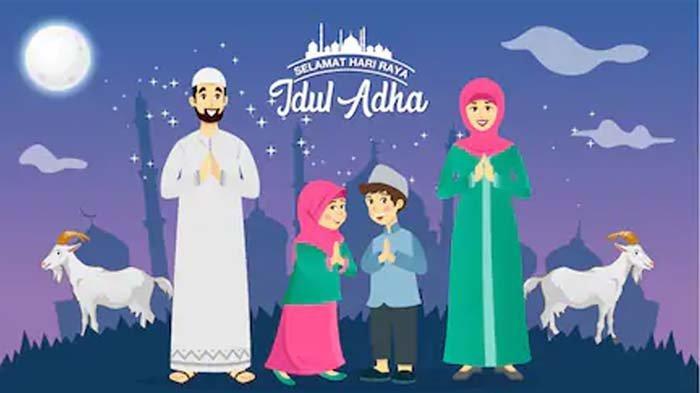 Terlengkap! Ini 60 Ucapan Selamat Idul Adha 2020, dari yang Menyentuh, Penuh Makna, hingga Puisi