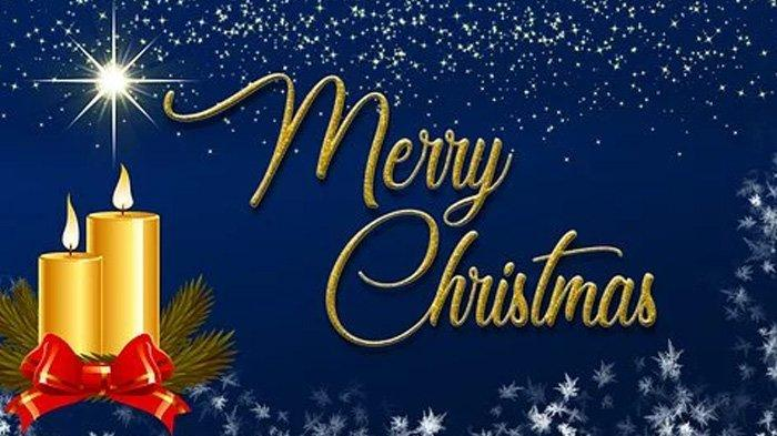 Ucapan Kata Mutiara Merry Christmas untuk Hari Natal 2020, Cocok untuk Orangtua, Kerabat, dan Teman