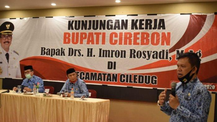 Bupati Cirebon Minta Kuwu Bisa Berinovasi di Desanya