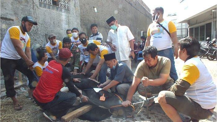 Tahun Ini, Jumlah Hewan Kurban yang Disembelih di Kota Bandung Menurun