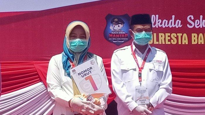 Pilkada Kabupaten Bandung, Nia-Usman Laporkan Dana Awal Kampanye 0 Rupiah, Yena-Atep Rp 100 Ribu