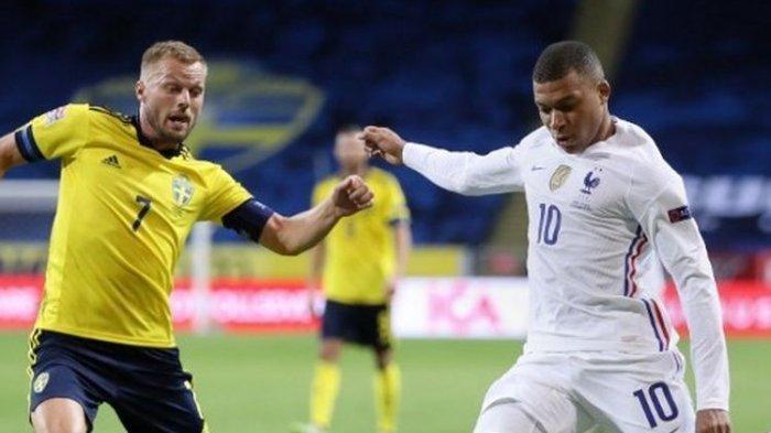 UEFA Nations League, Prancis Vs Swedia, Didier Deschamps Pastikan Kylian Mbappe Bisa Tampil