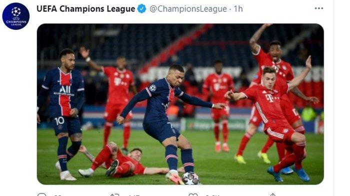 Sama-sama Tumbang di Markas Sendiri, PSG dan Chelsea Lolos ke Semifinal Liga Champions