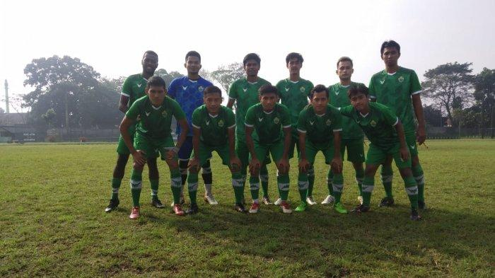 Laga Uji Coba Jelang Liga 2, PSKC Cimahi Hajar Tim Porda Karawang 8-0
