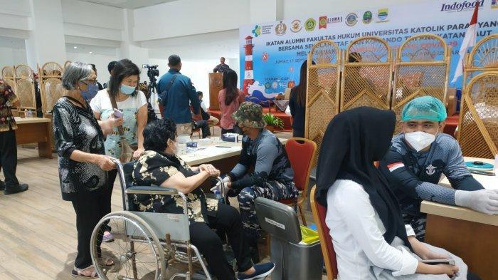 Vaksinasi Pelajar di Kota Bandung Baru 40 Persen, Digencarkan Menjelang Kuliah Tatap Muka