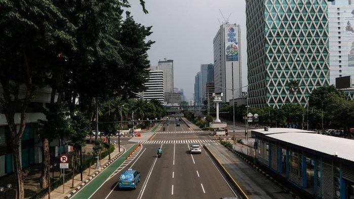 OJK dan Industri Jasa Keuangan Tetap Beroperasi Saat PSBB di DKI Jakarta
