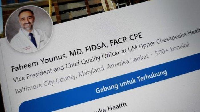 Ini Syarat Keluarga Bisa Memandikan Jenazah Pasien Covid-19 Kata Faheem Younus Dokter asal AS