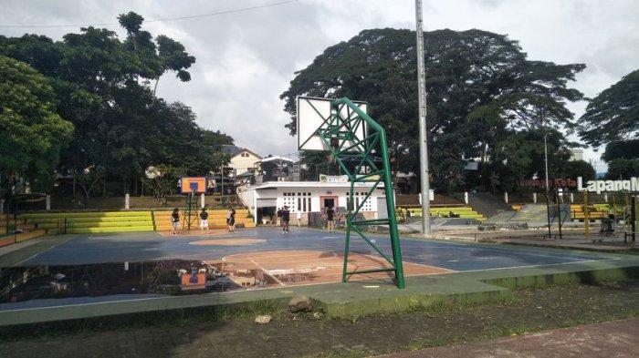 Lapangan Merdeka dan Alun-alun Kota Sukabumi Ditutup Sementara, Kasus Positif Covid-19 Naik Terus
