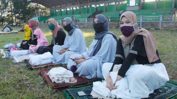 Headline Tribun Jabar Hari Ini, Semua Masjid Gelar Salat Id, Muhammadiyah Tetapkan Idulfitri 13 Mei