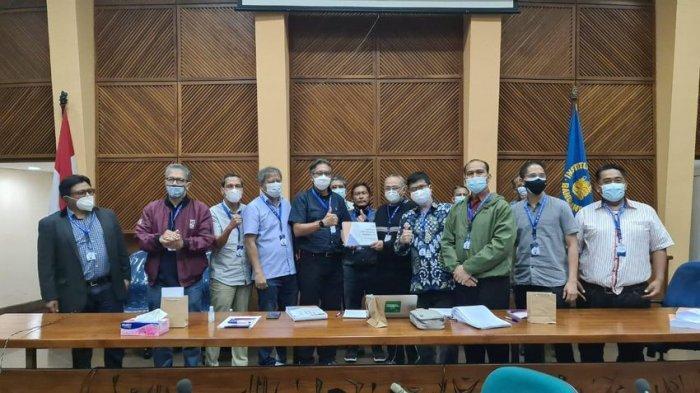 Sekab Jokowi dan Rektor ITB Dukung Kongres Nasional X dan Pemilu Ketua IA ITB