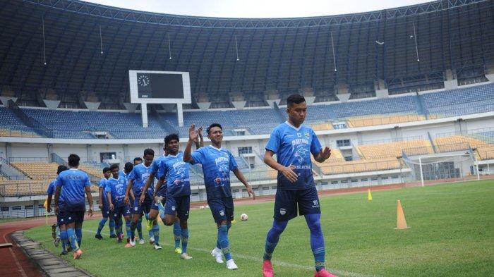 Persib Bandung Gabung Grup D di Piala Menpora 2021, Tak Main di GBLA Meski Kota Bandung Tuan Rumah