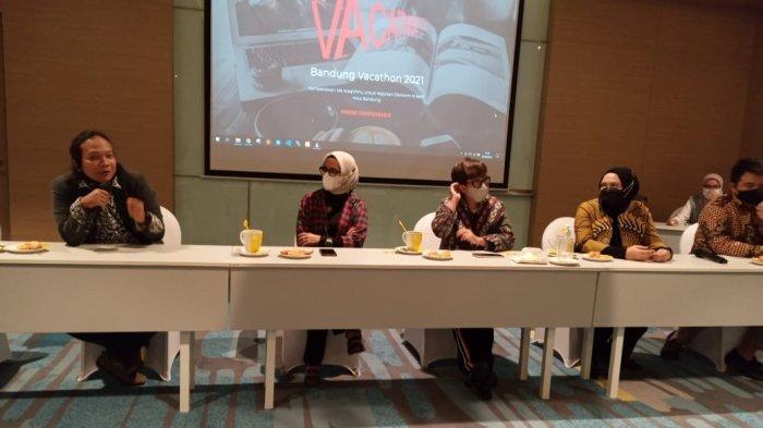 Disbudpar Luncurkan Patrakomala.id, Fasilitasi Pelaku Ekonomi Kreatif di Kota Bandung Daftar HAKI
