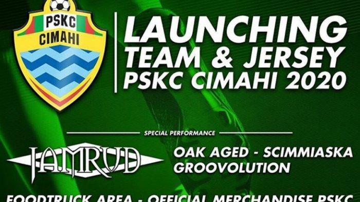 Liga 2 Segera Bergulir, PSKC Cimahi Berada di Grup Barat Bersama Sriwijaya FC dan PSMS Medan