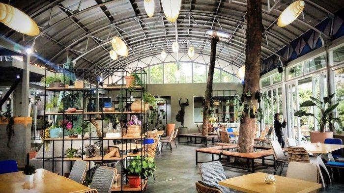 Laxmi Resto Galleri Resto Berkonsep Seni Yang Menawarkan Menu Khas Bali Di Bandung Tribun Jabar