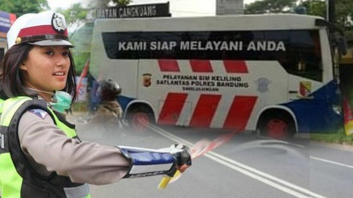 Lokasi SIM Keliling Polres Bandung Akhir Pekan Ini, Bisa Sekalian Wisata ke Bandung Selatan