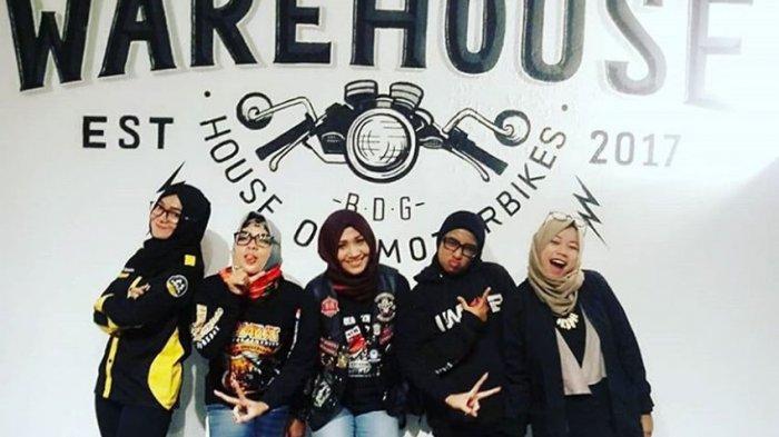 3 Komunitas Ladies Bikers yang Hobi Geber Motor di Bandung, Mau Gabung? Kamu Harus Tangguh